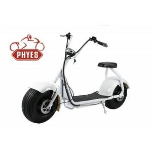 Wholesale wheels: Citycoco Big Fat Wheel Harley 1000W Electric Scooter for Adults