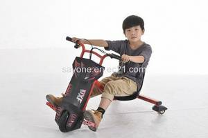 Wholesale electric trike: New Arrival Kids Electric Prayer 3 Wheel Colourful Drift Trike Scooter with CE Certificate