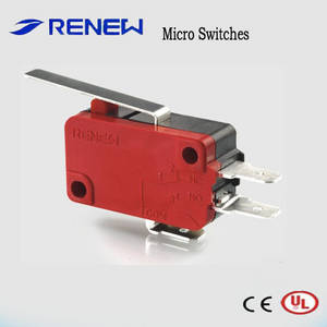 Wholesale Other Switches: Hinge Lever Type Micro Switch