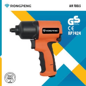 Wholesale wrench: Rongpeng  3/8 Air Impact Wrench RP7424