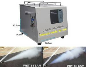 Wholesale Steam Cleaners: High Qualtiy Korea Steam Cleaner for Multi Purpose