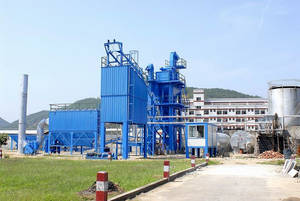 Wholesale Asphalt Mixers: LB Series Stationary Asphalt Mixing Plant