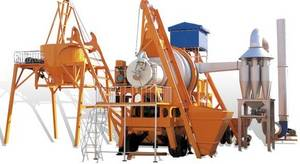 Wholesale mobile asphalt mixing plant: Mobile Forced Asphalt Mixing Plant