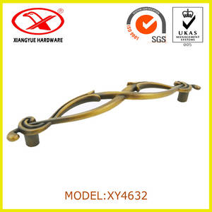 Wholesale furniture: Classic Style Antique Brass Furniture Cabinet Handle