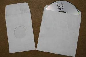Wholesale iso9001 2000: Tyvek CD Covers