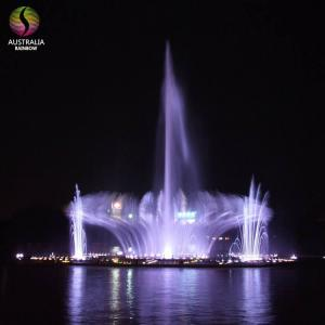 Wholesale outdoor fountain: Artifical Stainless Steel Outdoor Dancing Water Fountain