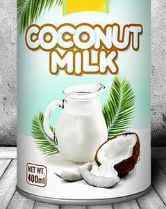 Wholesale canned milk: Canned Coconut Milk / Cream