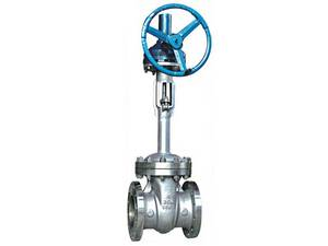 Wholesale hand valve: PZ73X/F Hand-operated Knife-shaped Gate Valve
