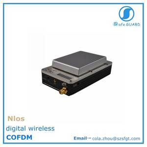 Wholesale Other Surveillance Products: 20km COFDM Wireless UAV Video Link