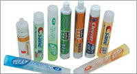Wholesale toothpaste tube: Toothpaste Laminated Tubes