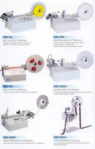 Wholesale Sewing Machines: Belcro cutting m/c