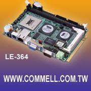 Wholesale wireless lan bridge: LE-364 3.5 Miniboard with MPEG-2/4 accelerator