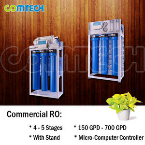 Wholesale 20 inch pp filter: 150 - 700 GPD RO System Water Purifier for Commercial Water Purifier