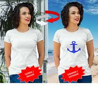 Color Changing Women's T-Shirt