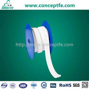 Wholesale gasket seal tape: PTFE Expanded Joint-sealant Sealing Elastic Tape for Gasket Manufacturers