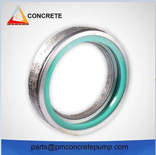 Sell Concrete Pump Spare Parts Zoomlion Wear Ring Cutting Ring For Pump Truck