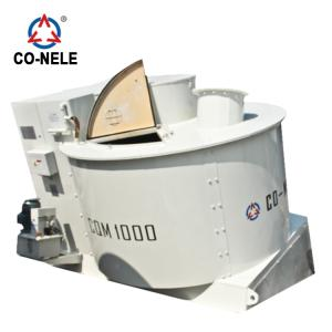 Wholesale central plastic granulator: CQM1000 Tilting Intensive Mixer for Foundry Sand Mixing with 1000L Available Volume