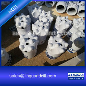 Wholesale shank adaptor: Tapered Button Bits