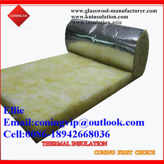 Sell Centrifugal glass wool blanket
