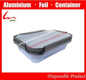 Wholesale health food: Disposable Food Container Takeaway Aluminium Foil Health