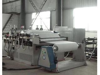 Sell  EVA, PE, PEVA bicolor sheet making line