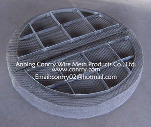 Wholesale demister: Wire Mesh Demister/Foam Breaking Device
