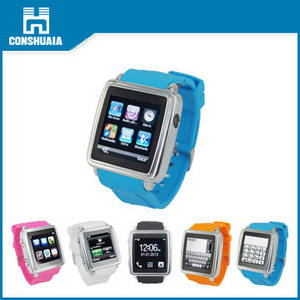 Wholesale smart watch phone: Wrist Smart Watch Phone