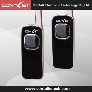 Wholesale li ion battery production line: ContalkeTech CTET-Q88 High End Mini Size Walkie Talkie Pmr Gmrs Two Way Radio 25 Channels CTCSS DCS