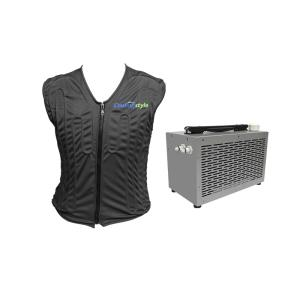 Wholesale outdoor cooling system: Coolingstyle Water Cooling Vest with Ice-water Backpack
