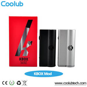 Wholesale ecig: Ecig Box Mod Kbox Mod 40W