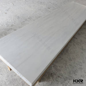 Wholesale Solid Surfaces: Hot Sale Composite Solid Surface Acrylic Sheet