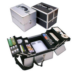 Wholesale uv lamp trolley: Cosmetic Case