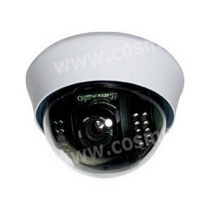 Wholesale auto focus: Effio-E 700TVL CCTV CCD Dome IR Camera Auto Focus CS-3131CF
