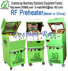 Wholesale urea formaldehyde resin: High Frequency Preheater