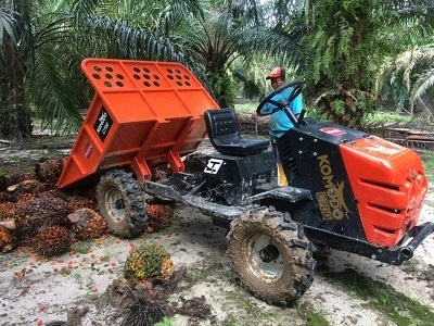 Sell compact agricultral tractor