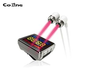 Wholesale ear acupuncture: Ear Acupuncture Tinnitus Physiotherapy Laser Therapy Apparatus