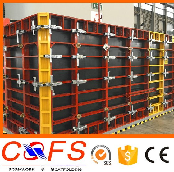 Manufacturer DOMINO Aluminum/Steel Formwork for Wall Formwork(id:10593093)   Buy China High Quality Formwork, peri formwork, wall formwork - EC21