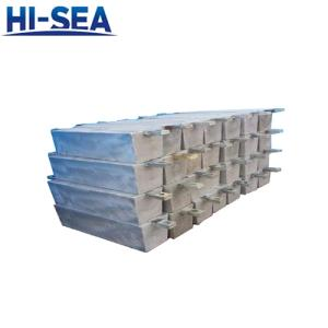Wholesale anodized aluminum: Marine Aluminum Anode for Seawater Cooling System
