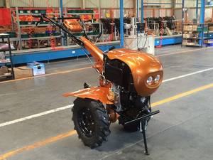 Wholesale Cultivators: 186F Diesel Engine Gear Driven Motocultur/Motocultivador/Motocultivator