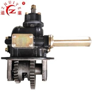Wholesale Tricycles: Three Wheel Motorcycle Speed Reducing Gearbox with Two Speeds High and Low Gear for Loader Trike