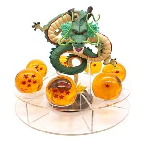 Wholesale Resin Crafts: 42mm Dragon Balls with Shenron