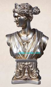 Wholesale venus: Retro European Sculpture Statue Art Venus Anna Ornaments