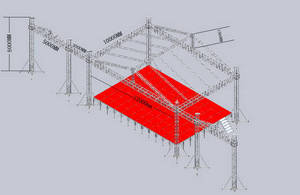 Wholesale stage truss: Stage Truss System,Lighting Truss,Truss Display