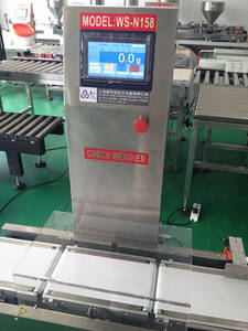 Wholesale food check weigher: Apple Online Check Weigher and Sorting Machine