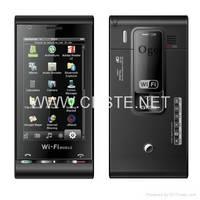 WIFI / JAVA Function,Dual SIM Quad Band TV Phone