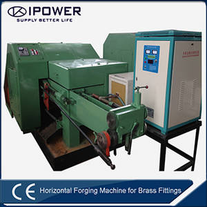 Wholesale hot upset forging: Fully Automatic Feeding Horizontal Forging Press Machine for Brass Fittings