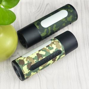 Wholesale aac factory: Bicycle Torch Flashlight Bluetooth Speaker and Power Bank