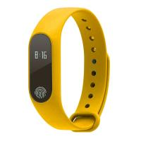 Mobile Phone Fitness Tracker Bluetooth Heart Rate Wristband Men Activity Tracker M2 for Xiaomi 2