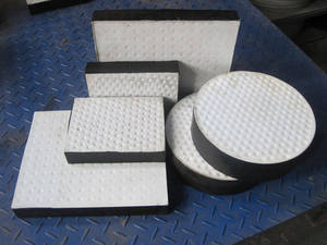 Wholesale chloroprene rubber sheet: Elastomeric Bearing,Elastomeric Bridge Bearings