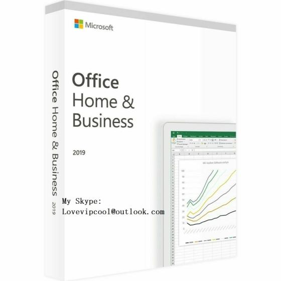 Microsoft Office 2019 Home & Business Office 2019 2016 2013 2010 HB Pro HS Key Office2019HB Key